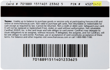 Check your Visa or Mastercard Gift Card Balance and Transaction History. Quickly find your card balance for a atrociouslf.gq Visa gift card, Mastercard gift card, or any major retail gift card. To check your card balance you'll need the card number and security code. Check your gift card balance now.
